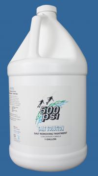 1 Gallon Concentrate Salt Solution Bottle