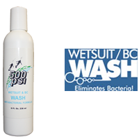 8 fl. oz. Wet Suit Wash Bottle