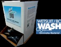 1 fl. oz. Wet Suit Wash Pillow Pack 50 pc. Cardboard Display